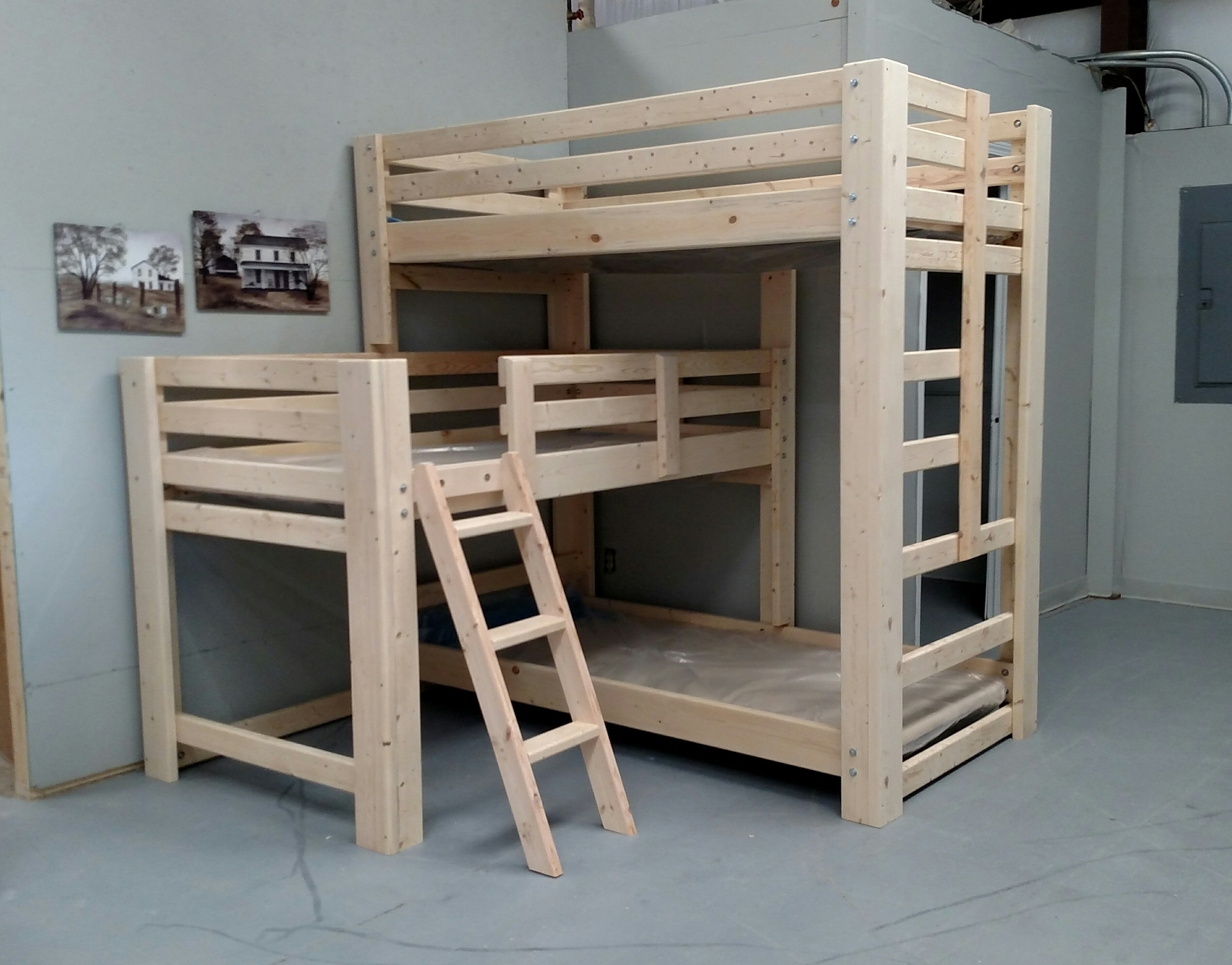 Height Full Size Bed