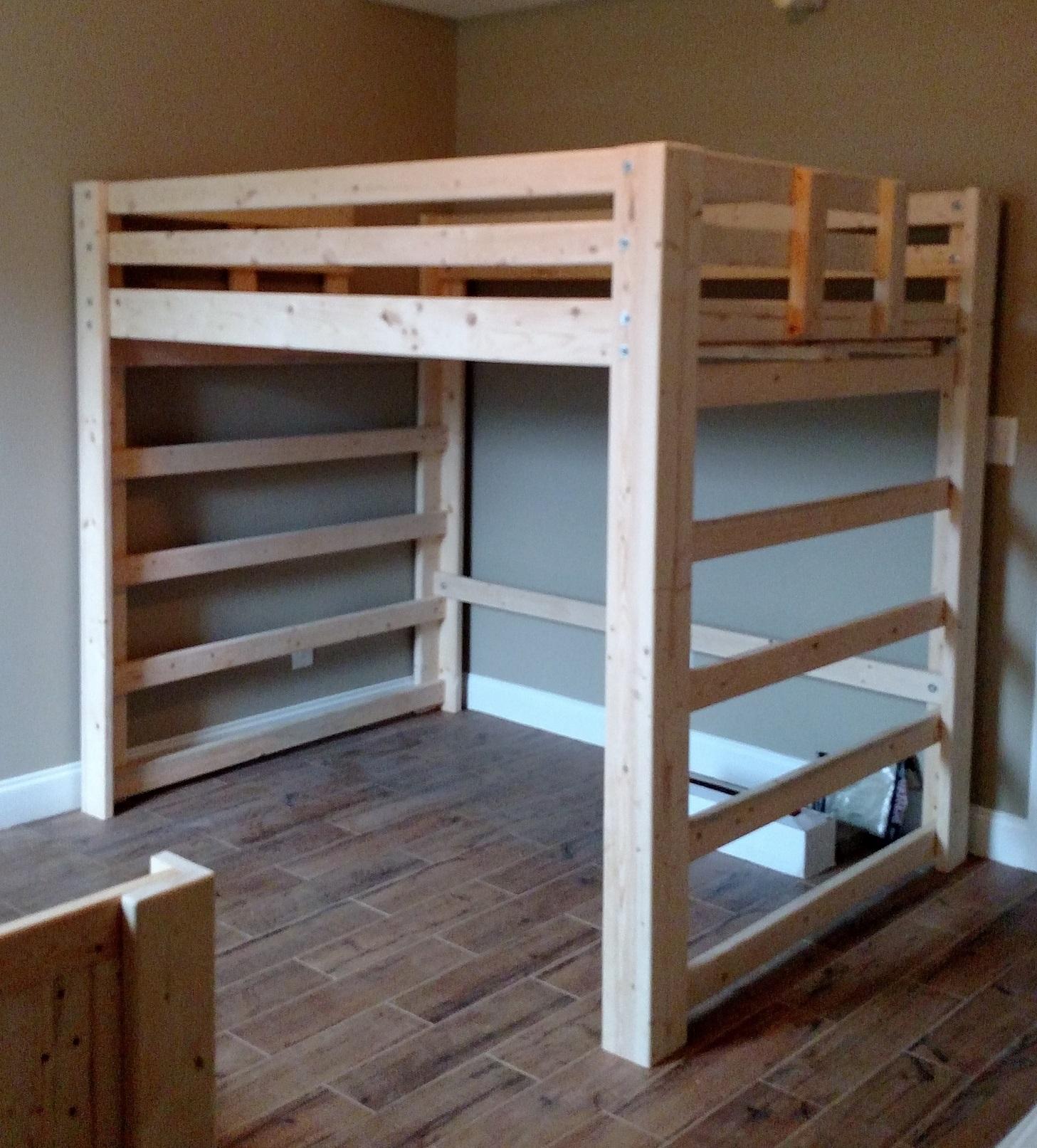 Full-Size Loft Bed