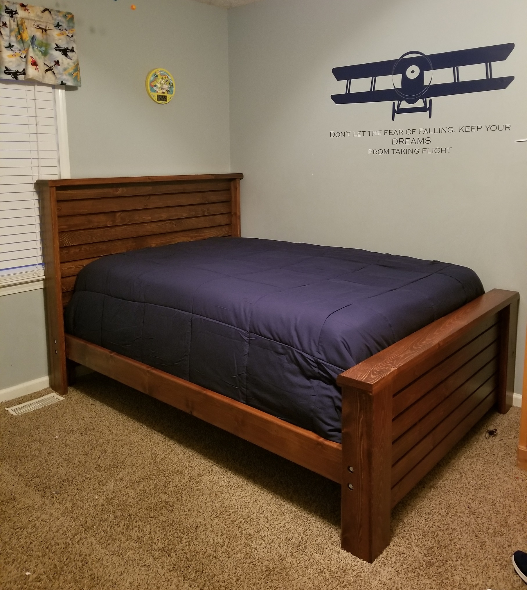 Belmont Style Bed