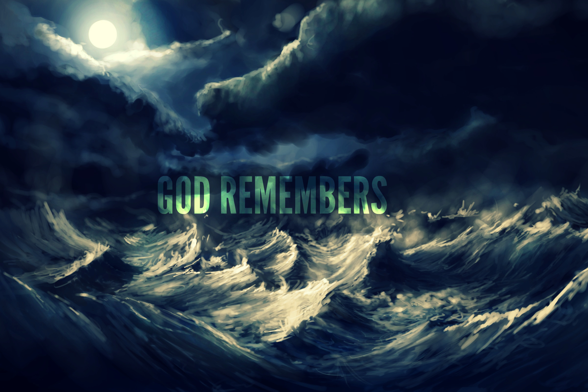 God Remembers Me