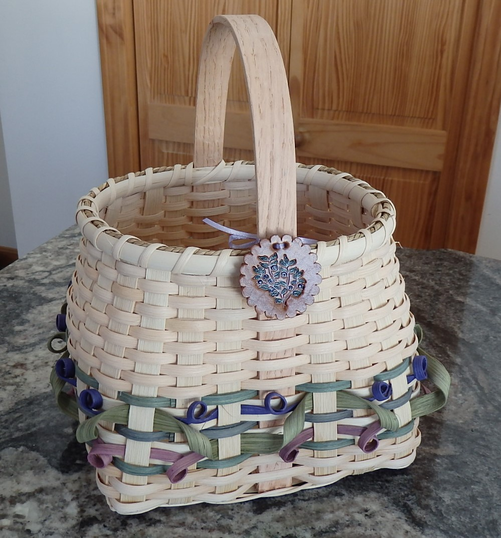 NEW BLUEBERRY BASKET
