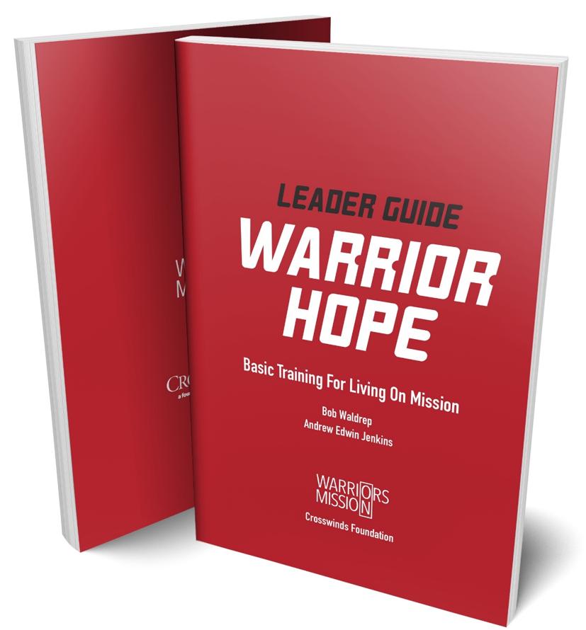Leader Guide: Warrior Hope: Basic Training for Living on Mission - Free S&H (US)