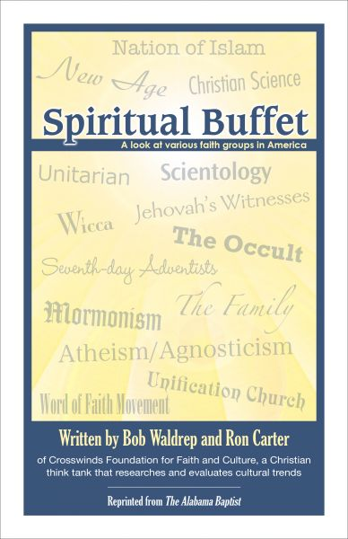 Spiritual Buffet by Bob Waldrep and Ron Carter (Paperback)