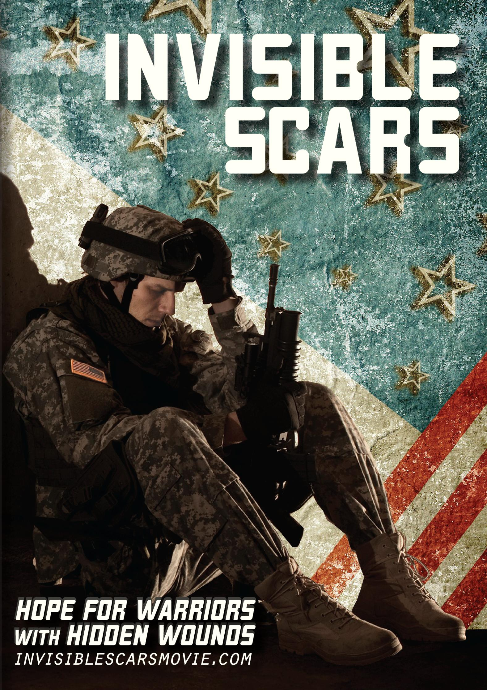 Invisible Scars: Hope for Warriors With Hidden Wounds (A Front Porch Media Film)