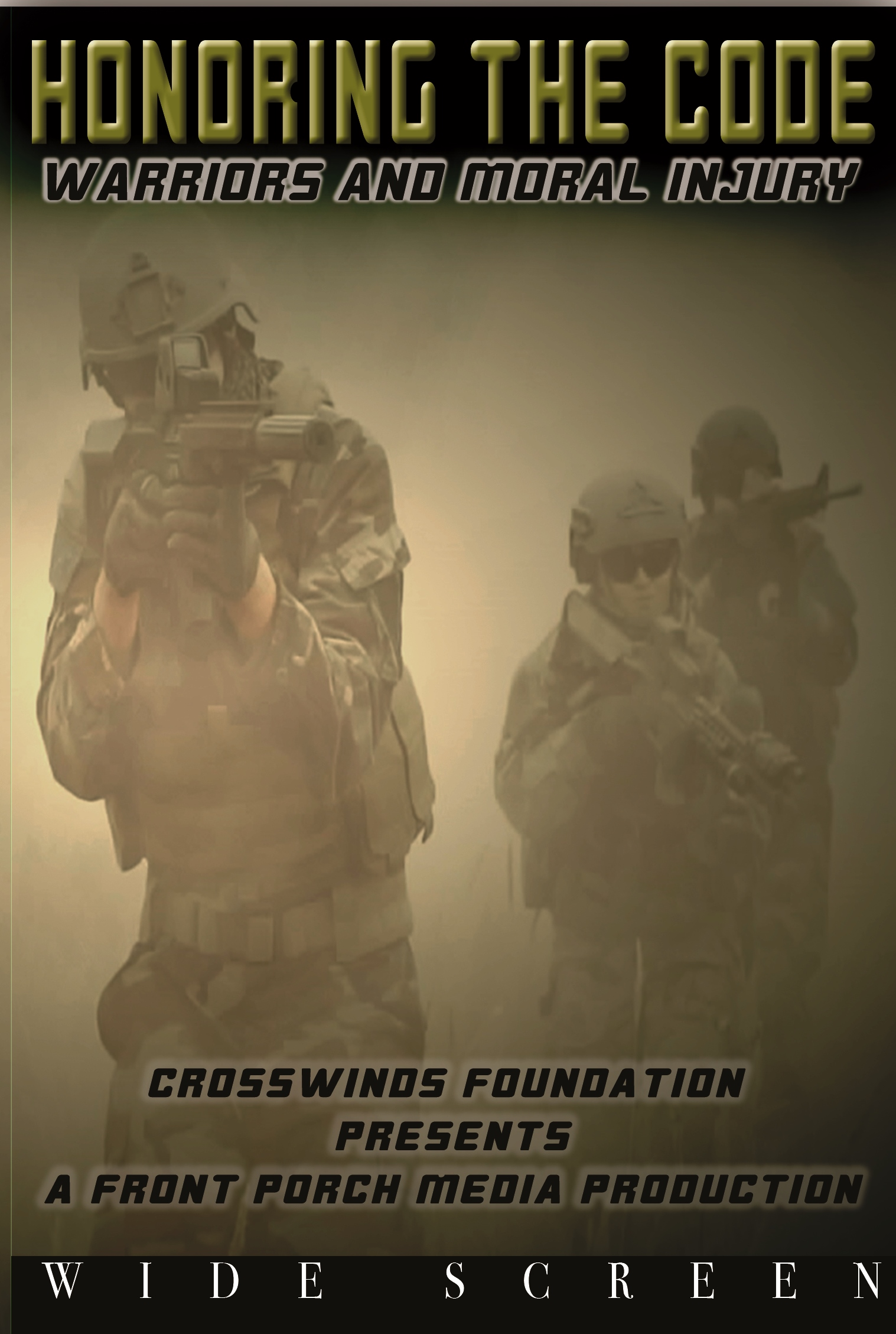 Honoring the Code: Warriors and Moral Injury DVD