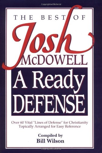 A Ready Defense by Josh McDowell (Paperback)