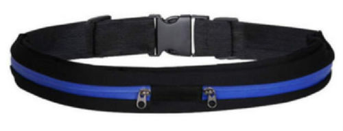 a lightweight belt that provides maximum storage adequate storage space for cell phones energy bars keys supplements etc adequate storage space