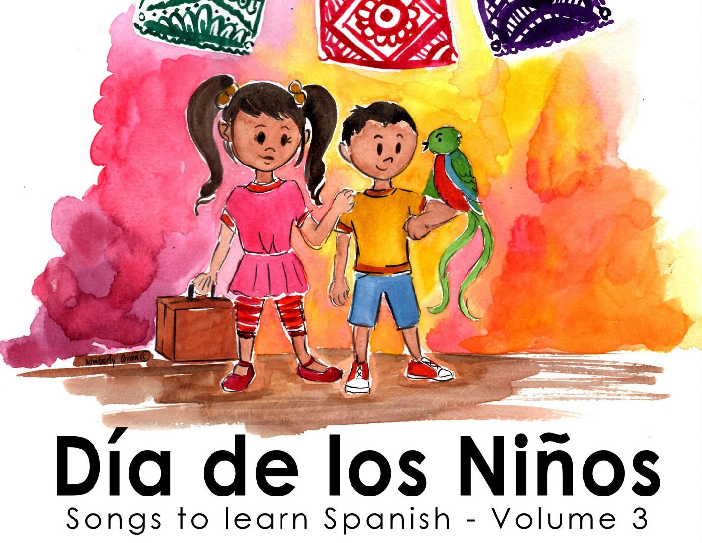 Spanish CD