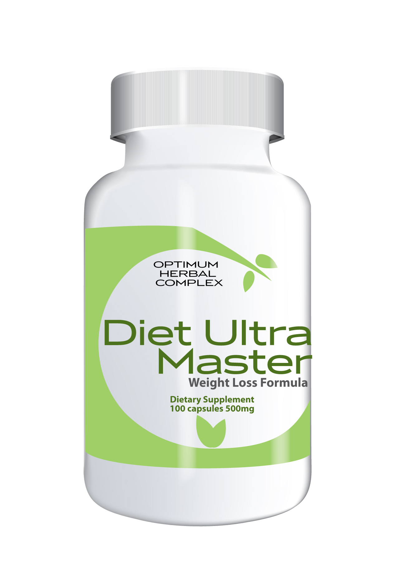 Diet Ultra Master 100 capsules 500mg