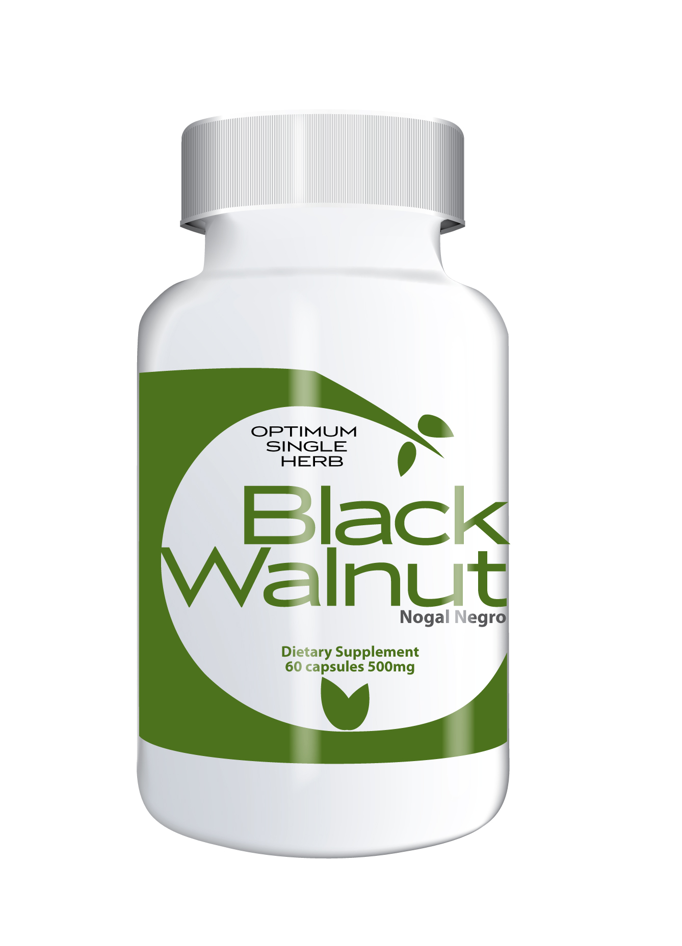 Black Walnut 60 capsules 500mg