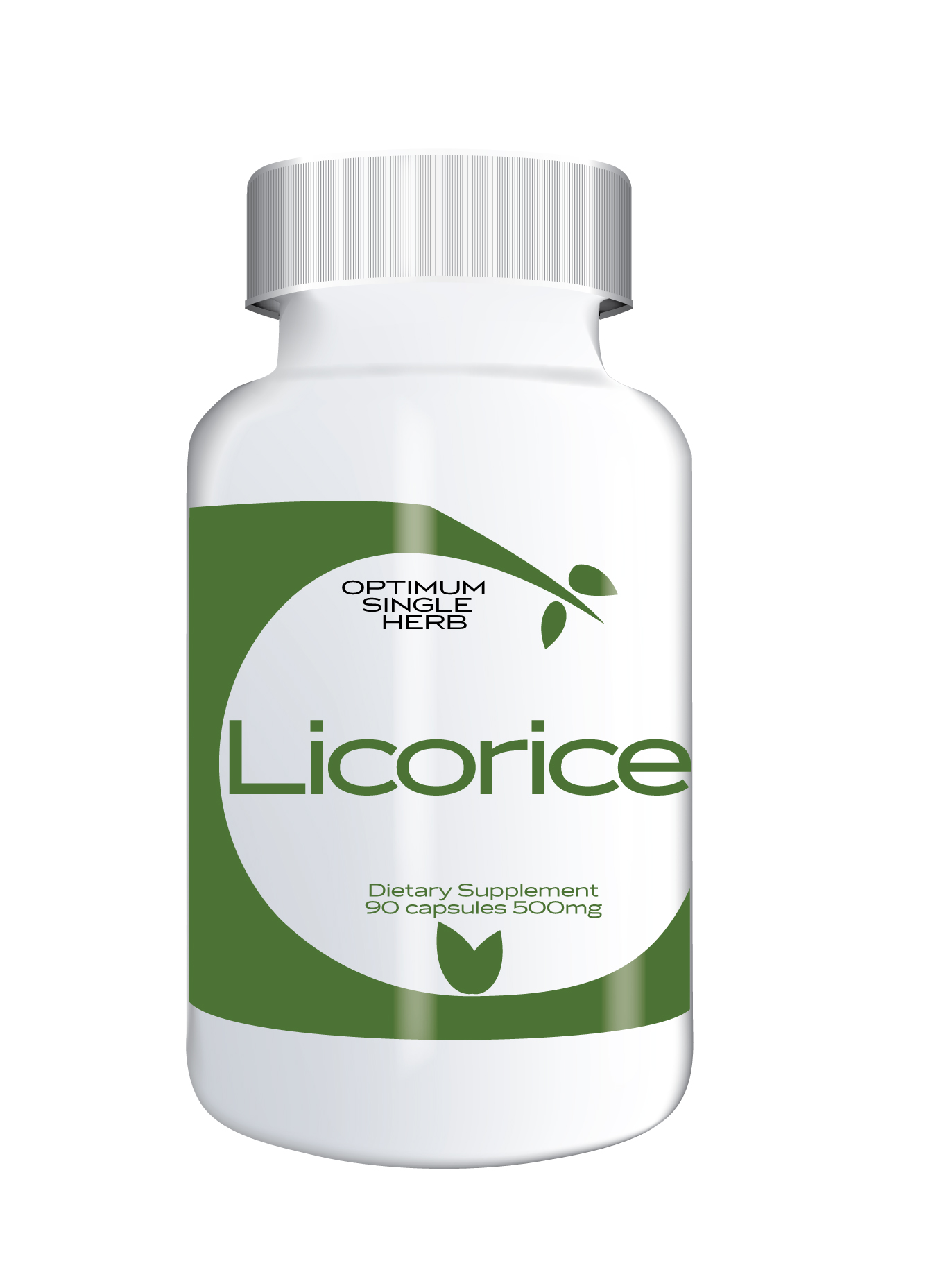 Licorice 90 capsules 500mg