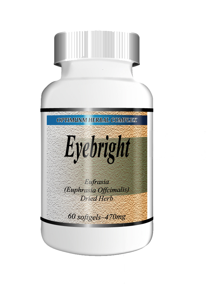 Eyebright 60 capsules 500mg