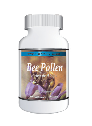 Bee Pollen 90 capsules 500mg
