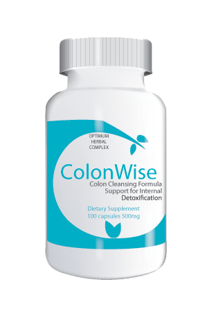 ColonWise 100 capsules 500mg