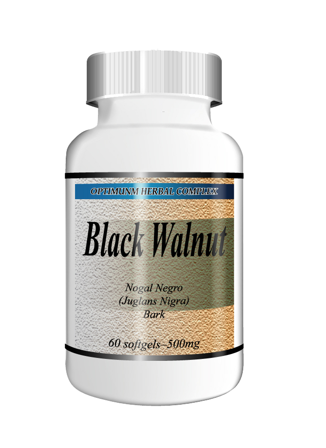 Black Walnut 60 capsules 500mg