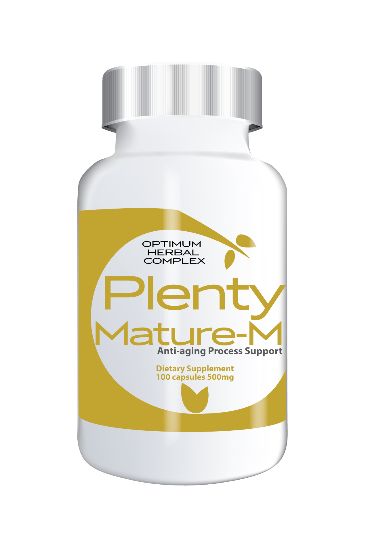 Plenty Mature-M 100 capsules 500mg