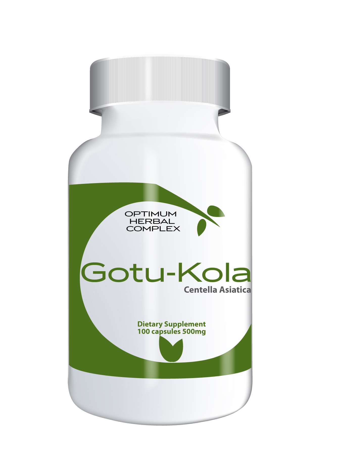 Gotu-Kola 100 capsules 500mg