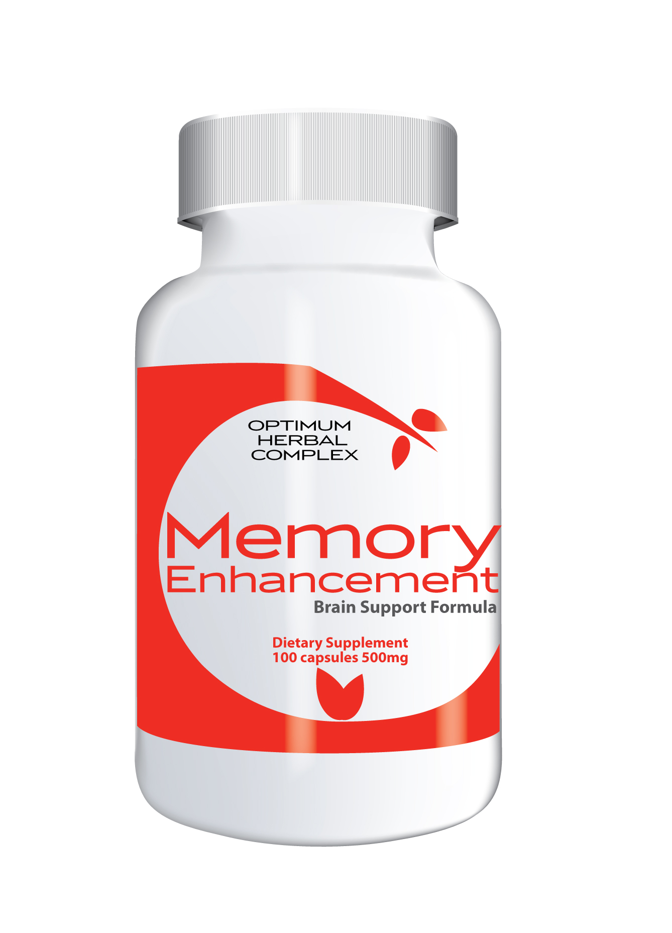 Memory Enhancement 100 capsules 500mg