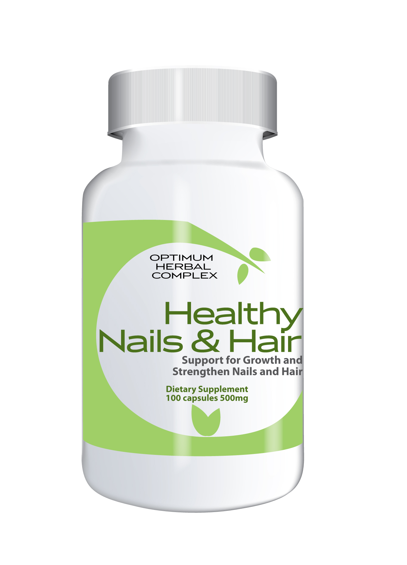 Healthy Nails & Hair 100 capsules 500mg