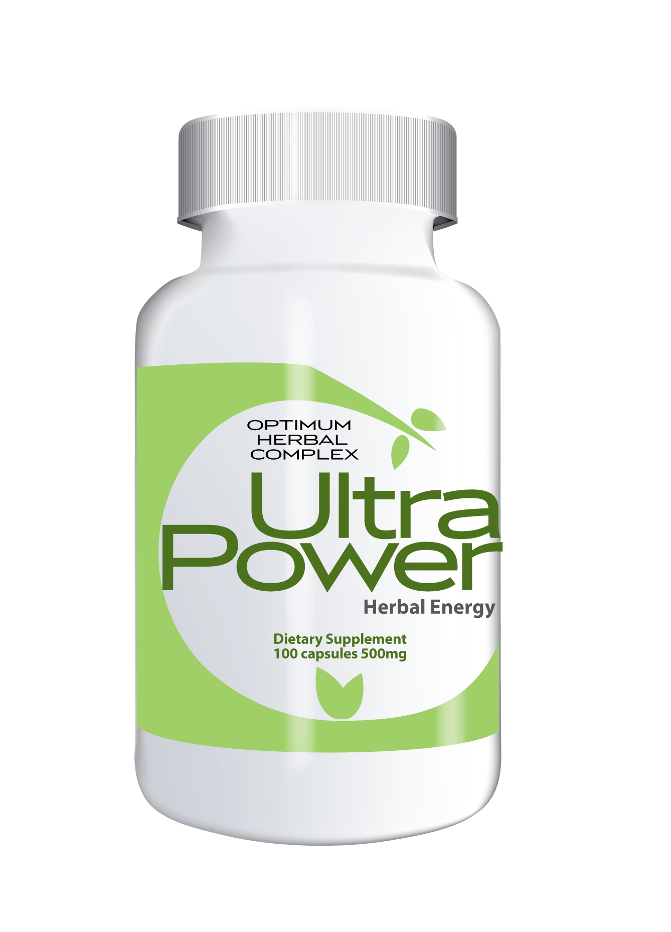 UltraPower 100 capsules 500mg