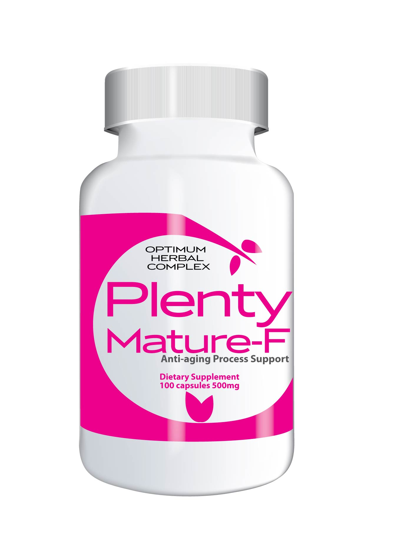 Plenty Mature-F 100 capsules 500mg