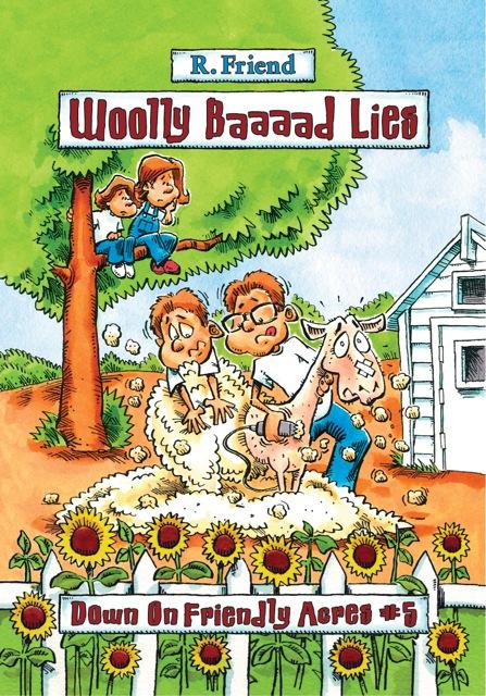 Woolly Baaad Lies
