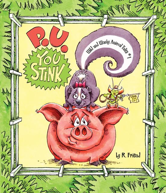 P.U. You Stink
