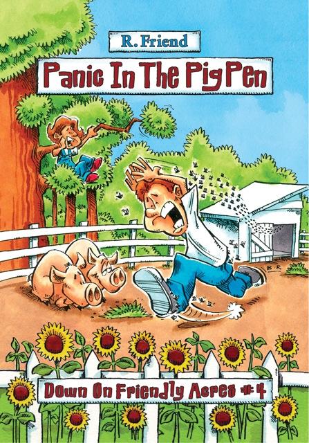 Panic In The Pigpen