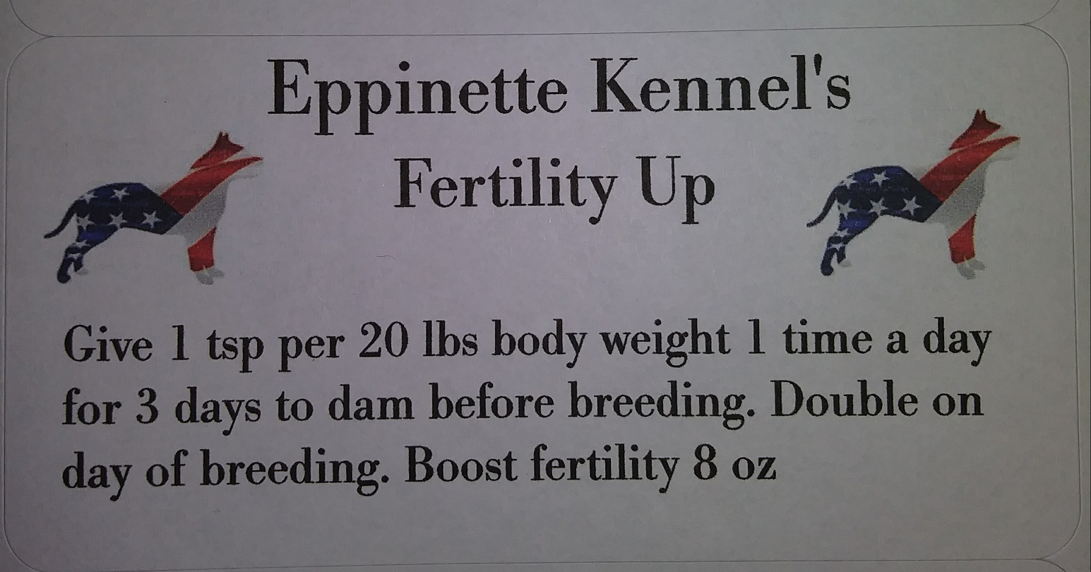 FERTILITY BOOST UP