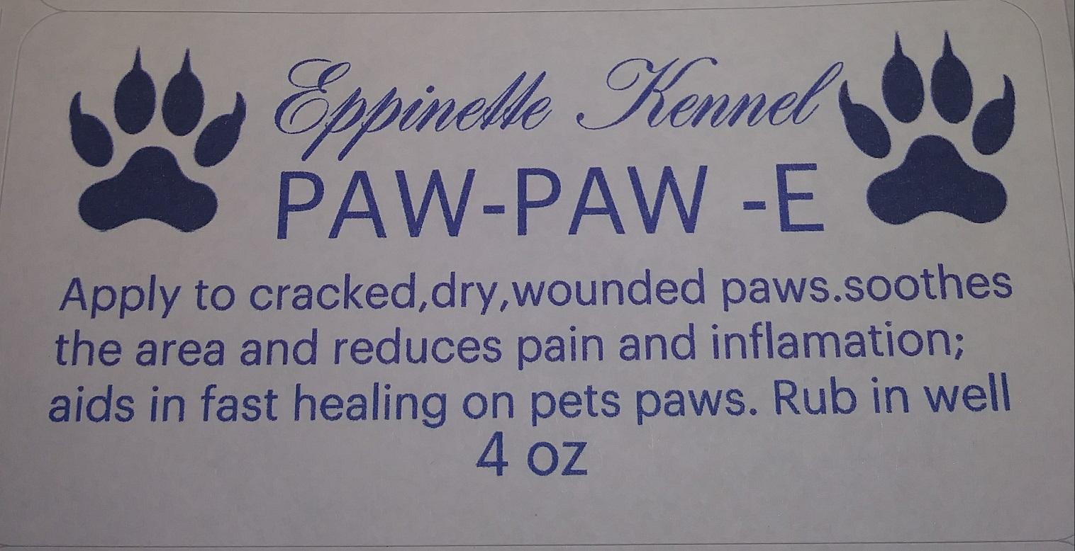 PAW-PAW-E 4OZ