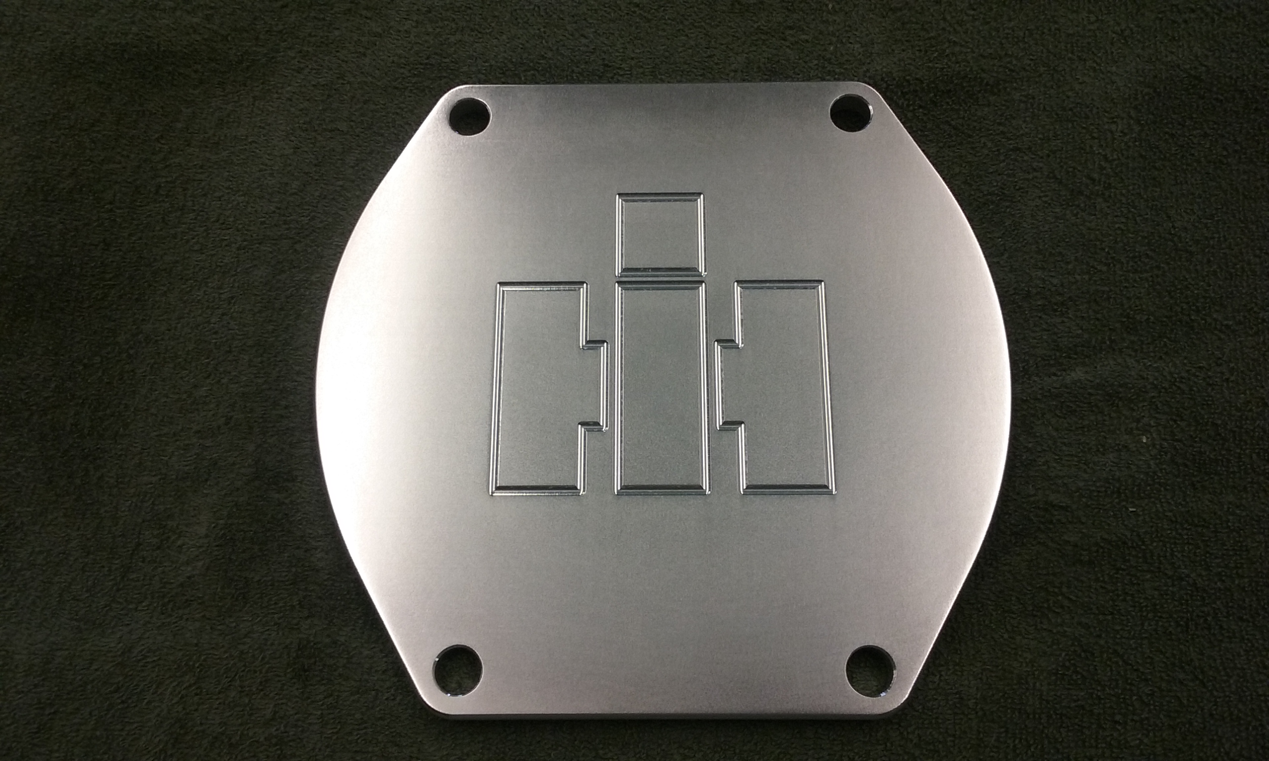 IH 460/560 Series PTO Covers