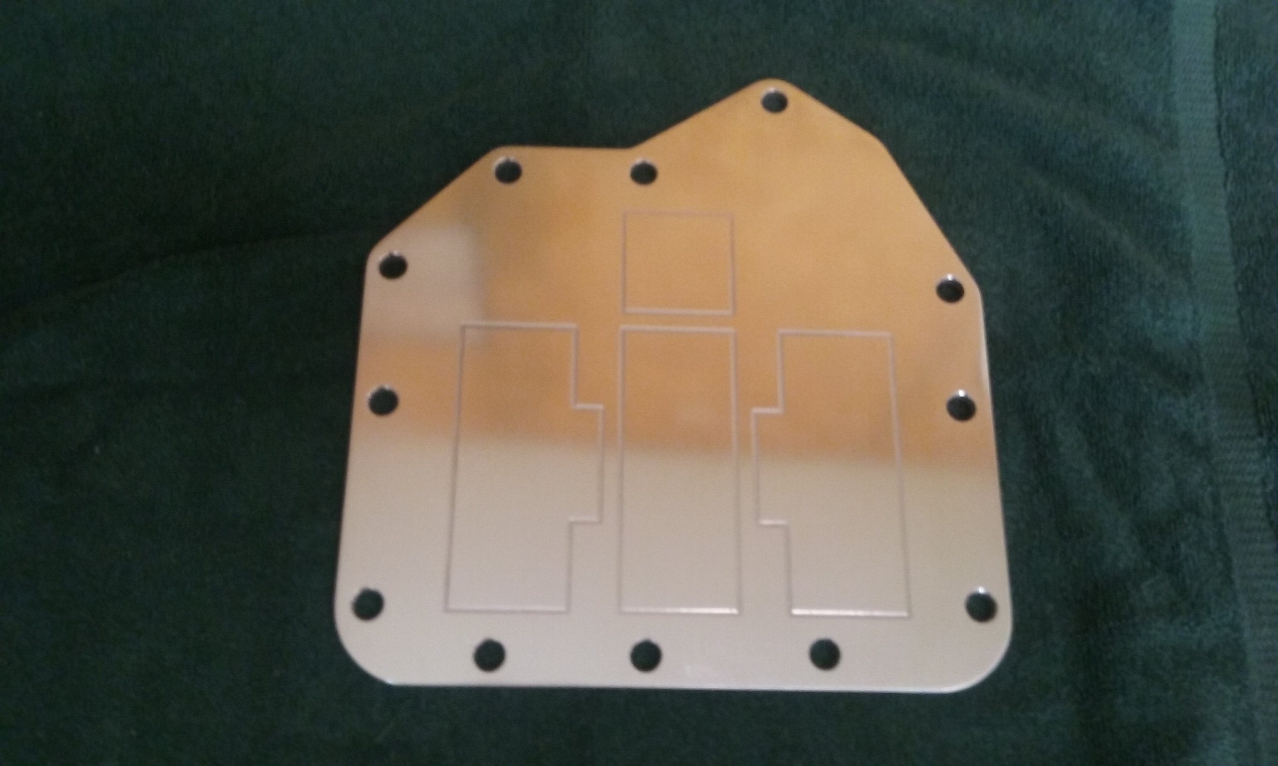IH 66 Series Side Pump Cover