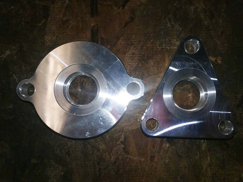 IH 466 Water Pump Delete Blocks