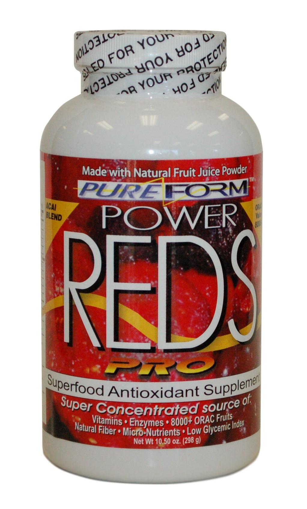 Power Reds