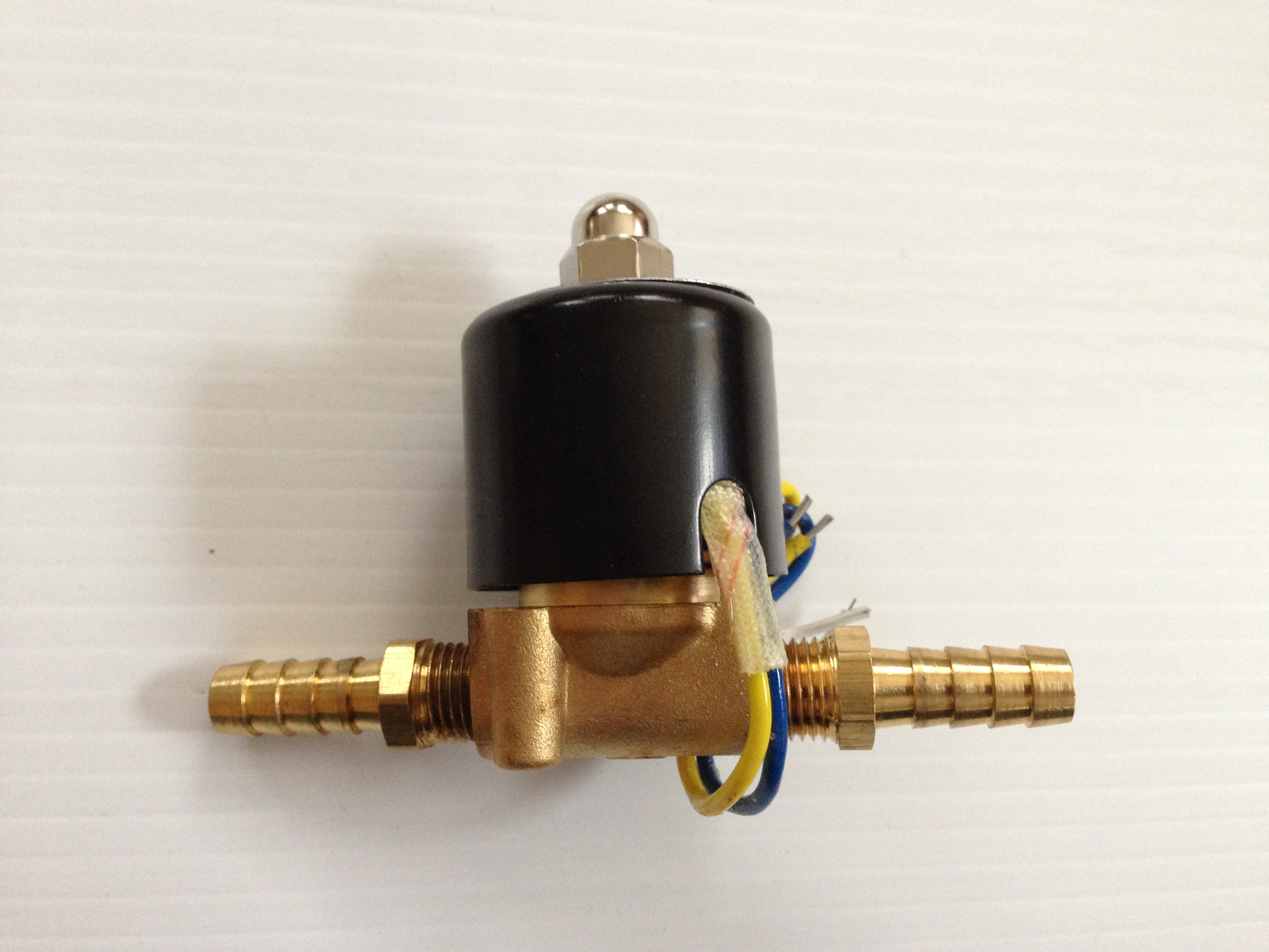 Shut off solenoid 12 volts