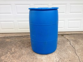 Smoke Oil 55 gallon barrel