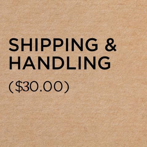 Foreign Shipping & Handling
