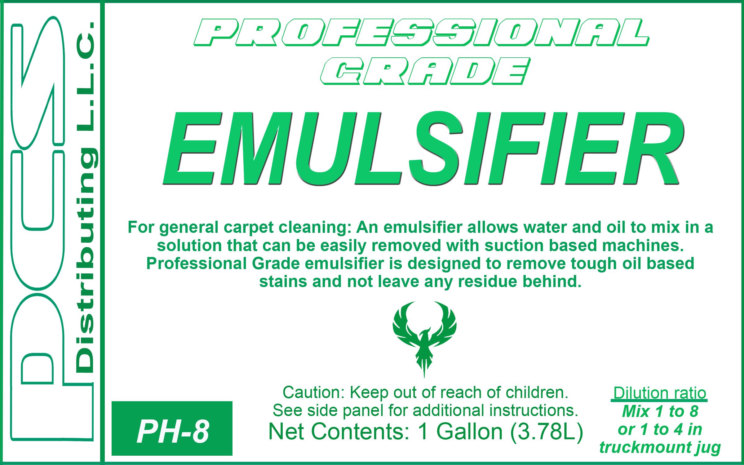 PCSD Emulsifer-Pro Grade-gal