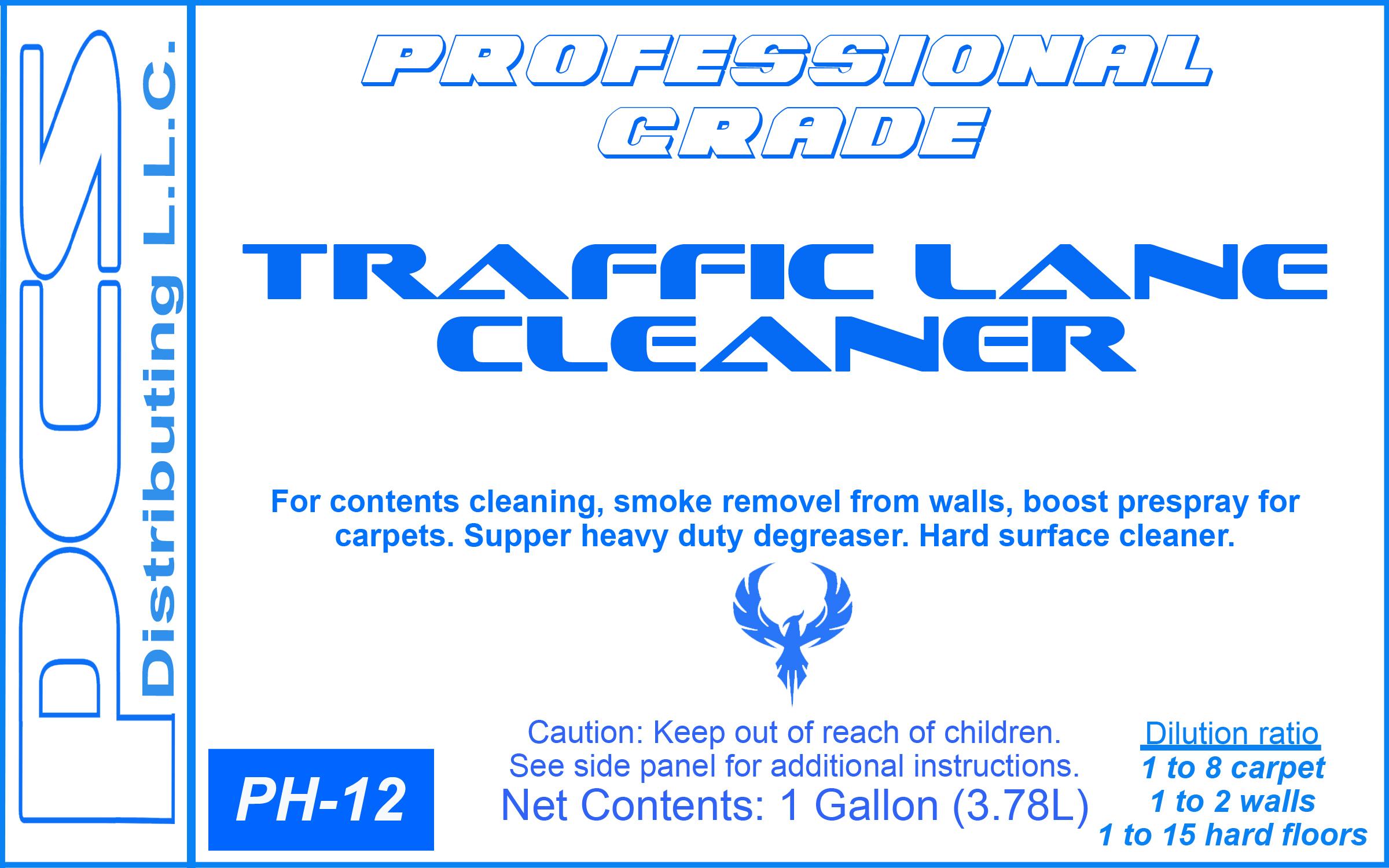 PCSD Traffic Lane Cleaner-gal