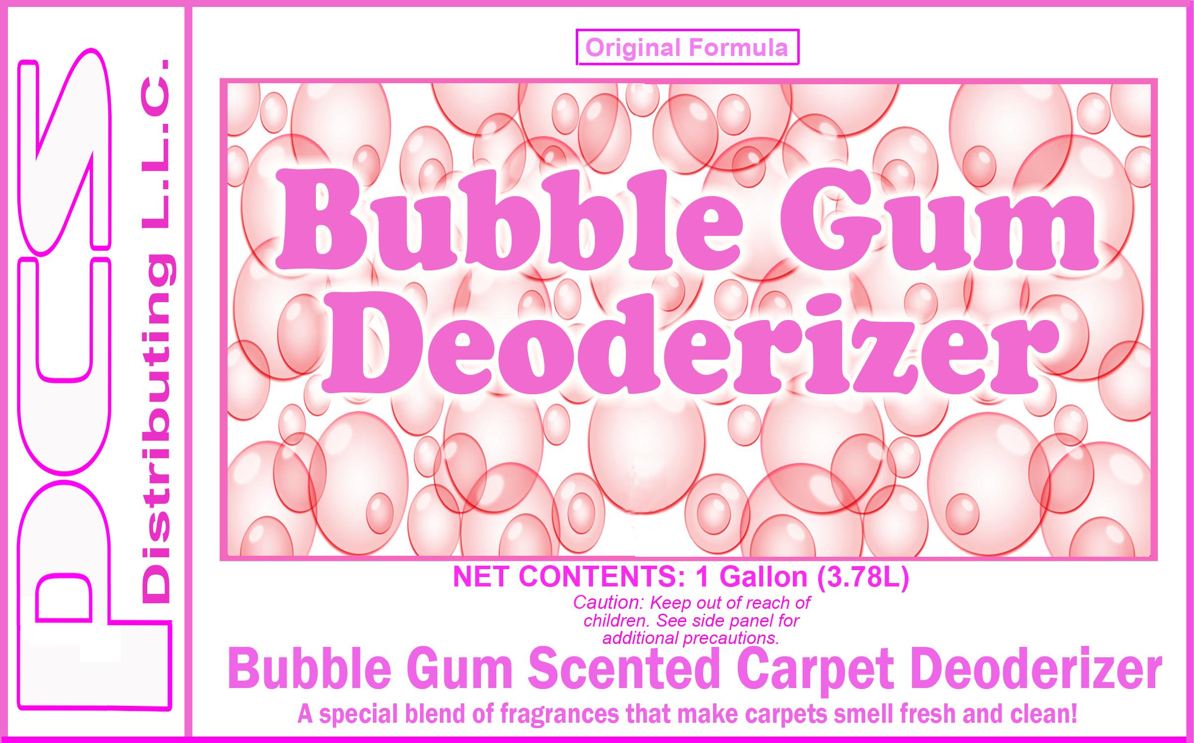 PCSD Bubble Gum Deodorizer-gal