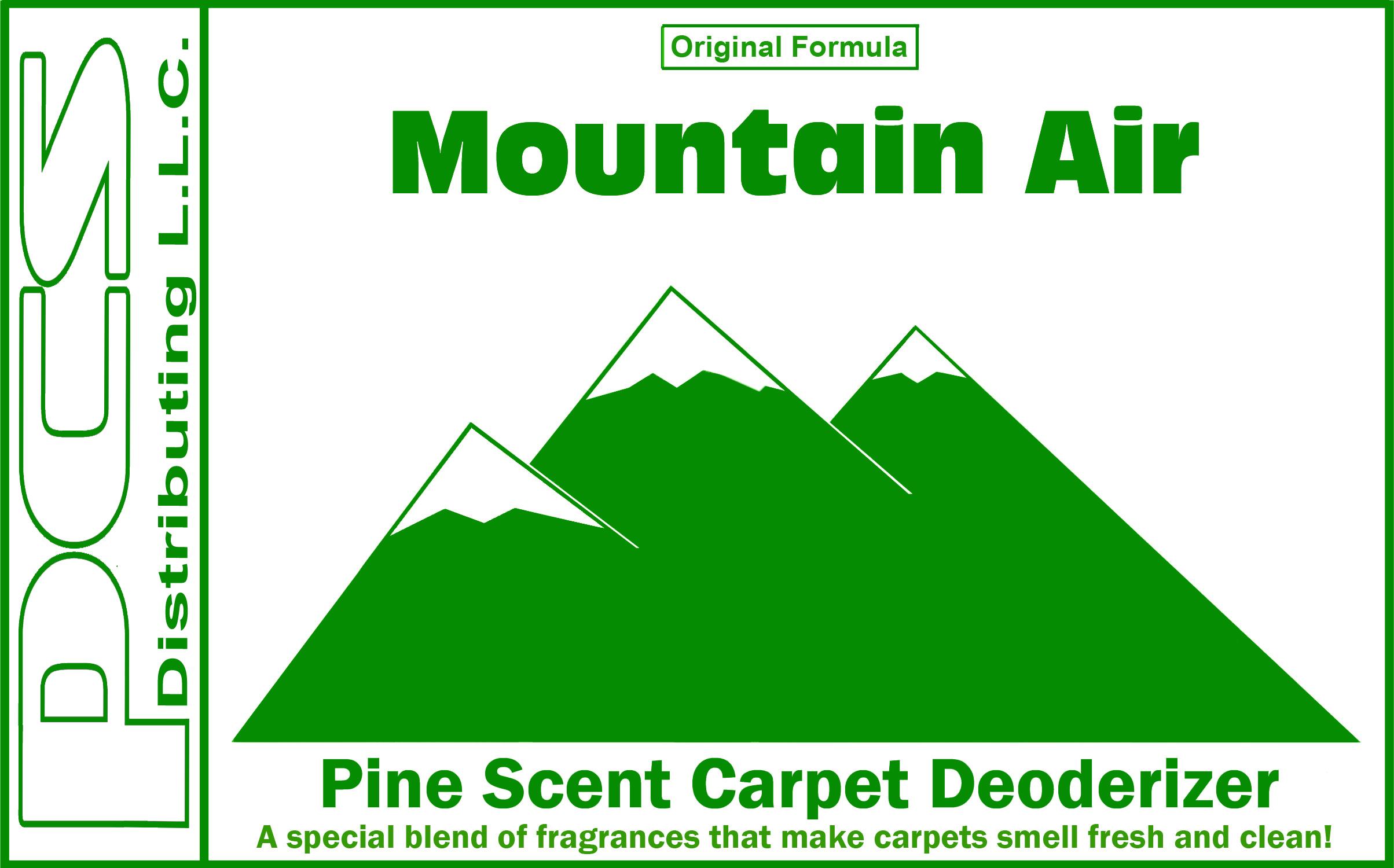 PCSD Mountain Air Freshener & Odor Contollant-gal
