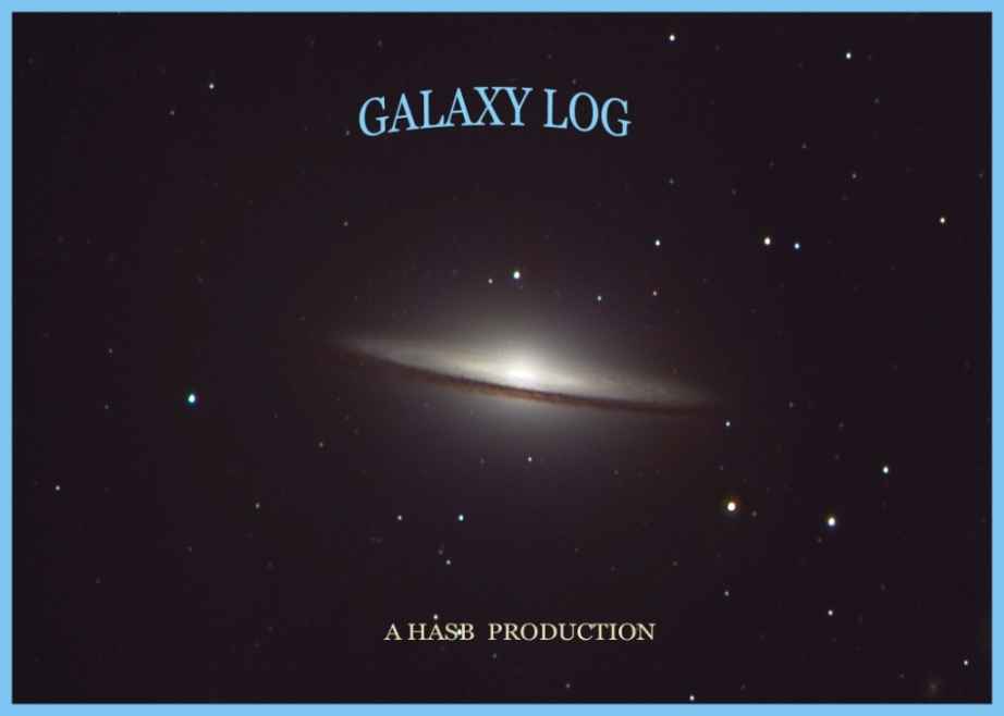Galaxy Log donations