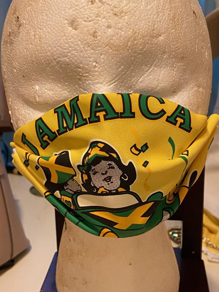 Caribbean Mask