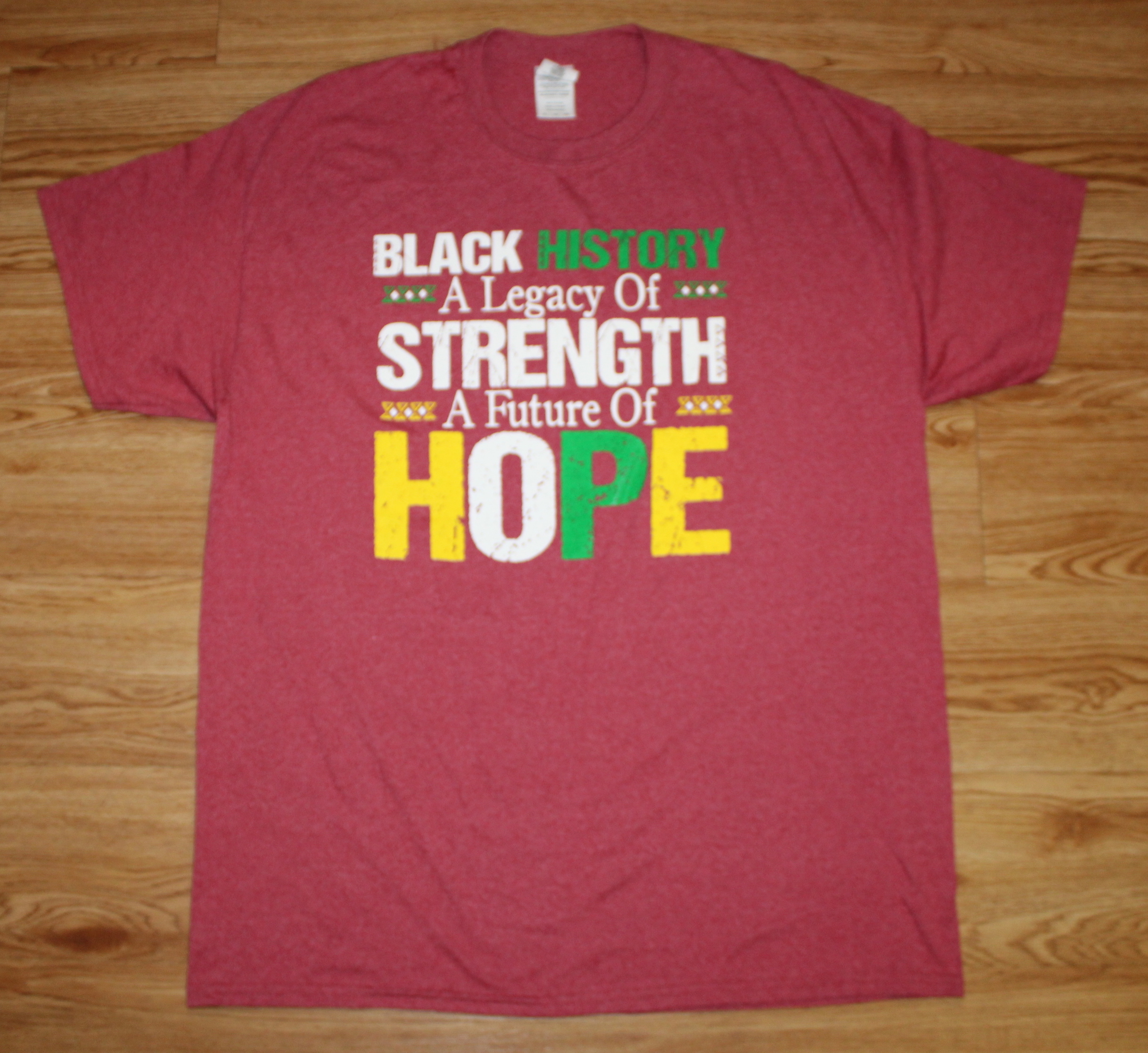 Black History: A Legacy of Strenght-A Future of Hope