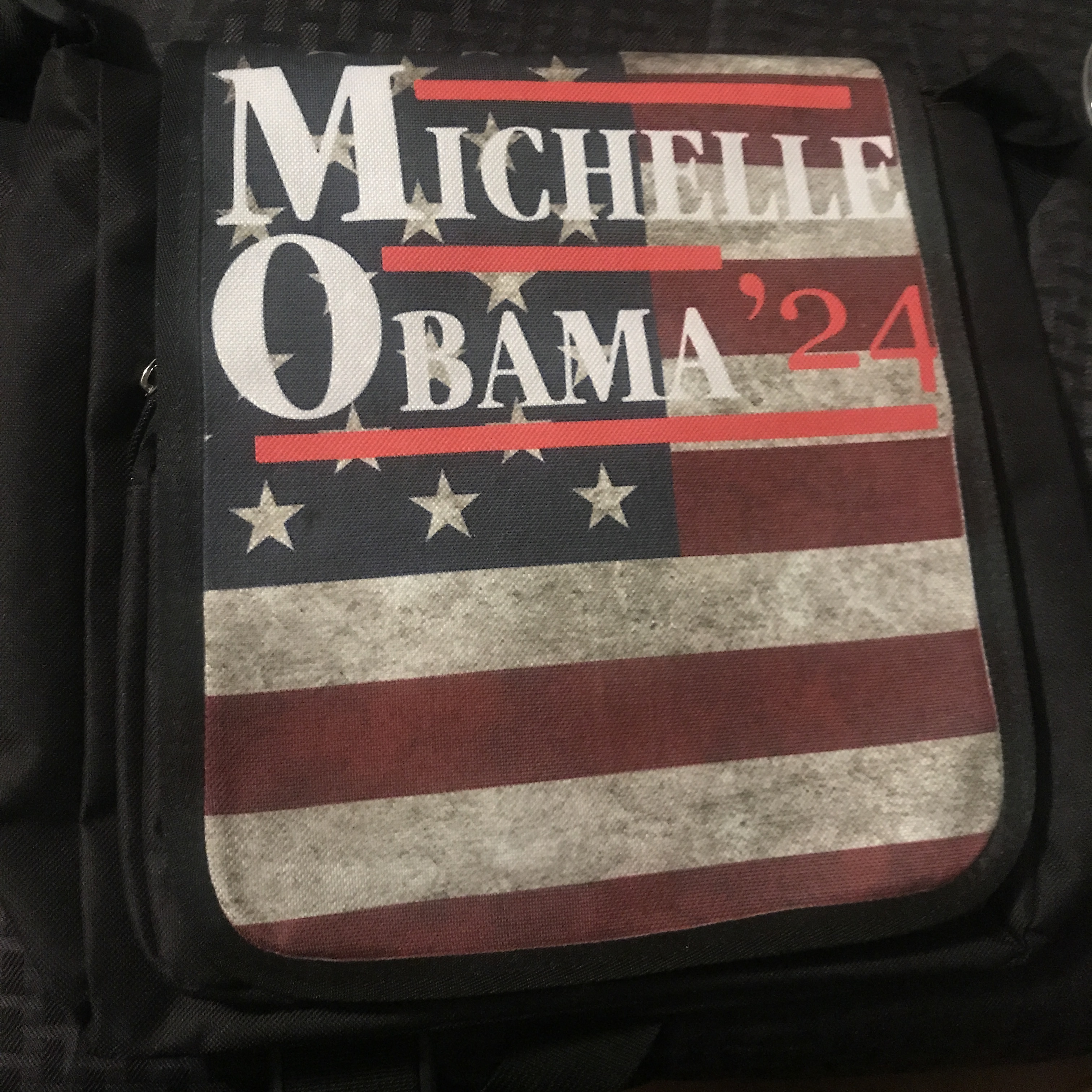 Michelle Obama Crossbody purse