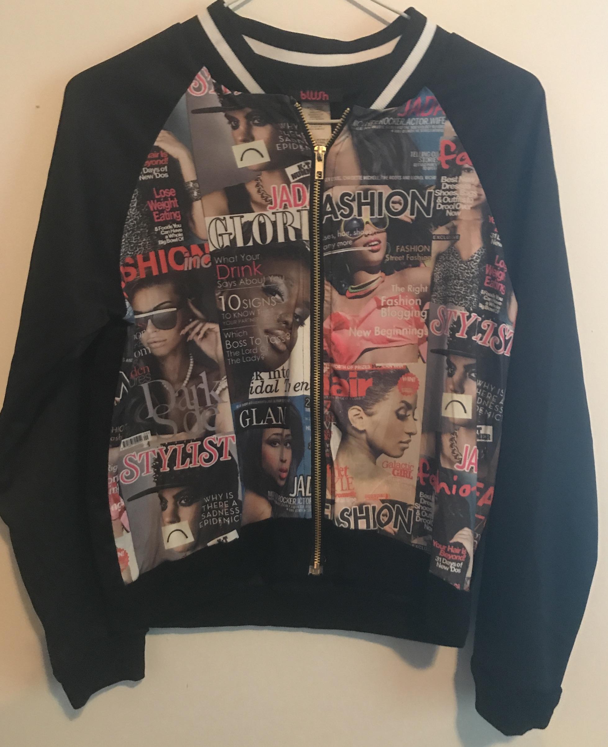 Magazine Jacket