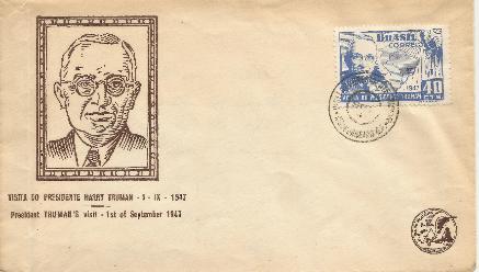 Brazil Truman Visit #3