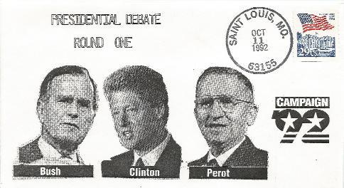 Presidential Debate Round One