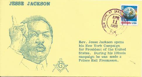 Jesse Jackson opens campaign