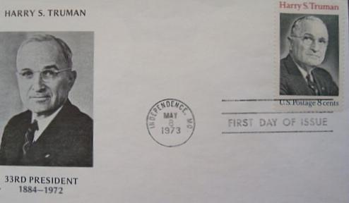 HST Memorial FDC #20